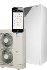 "Daikin Altherma "" All in One""vloermodel 16 kW 260 liter boiler"