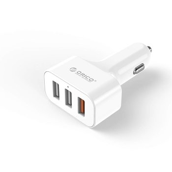 Orico 35W car charger with 3 ports QC3.0