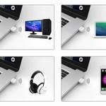 Orico USB Bluetooth 4.0 Adapter - Schwarz
