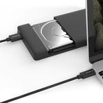 Orico USB 3.0 Micro B naar Type C Data & Oplaadkabel 1.5 meter Zwart