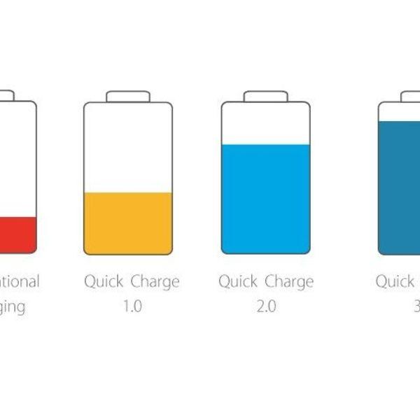 Orico Aluminium-Energien-Bank 10.050 mAh mit Qualcomm Quick Charge 3.0