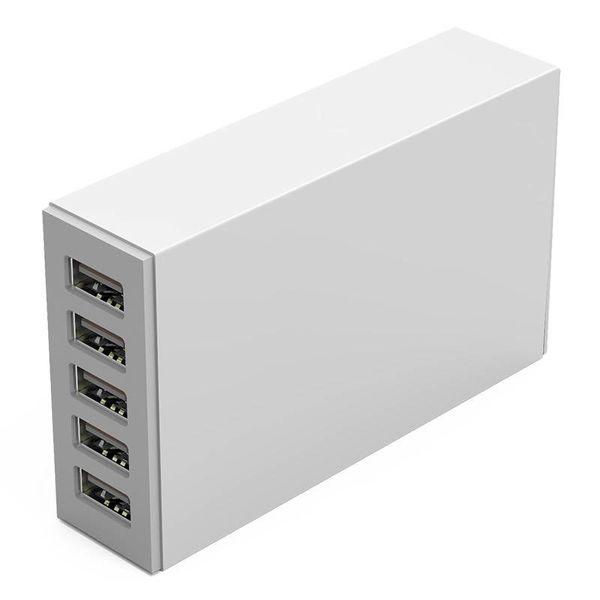 Orico 5 Port USB Smart Desk-Ladegerät - Weiss