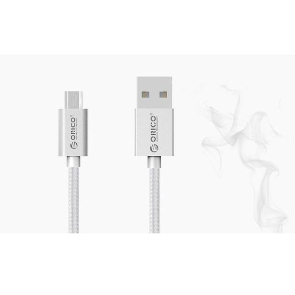 Orico 1m starken 3A Micro-USB-Daten und Ladekabel für Smartphones & Tablets