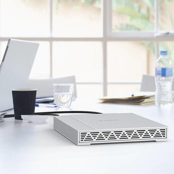 Orico Aluminum 2.5-inch Dual-bay USB3.1 Type-C 10Gbps RAID External Hard Drive Enclosure