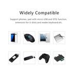 Orico Micro adaptateur USB OTG - noir