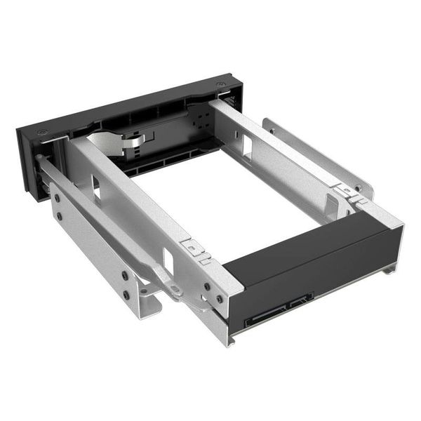 Orico 3,5-Zoll-SATA-Rack 05.25 Bay Hard Drive Adapter Montagehalterung - schwarz
