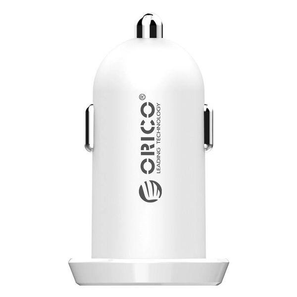 Orico 17W Dual USB Smart Car Charger  12 - 24V