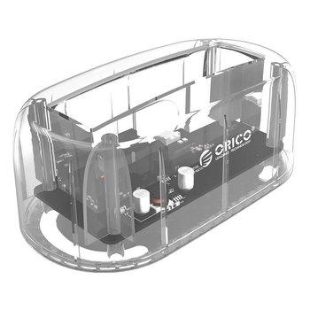 Orico Station d'accueil transparent pour 2,5 ou 3,5 pouces disque dur - USB3.0