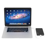 Orico Harde Schijf Behuizing 2,5 inch - HDD/SSD - USB3.0 - 5Gbps - UASP - ABS Kunststof - Zwart