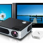 Orico Mini DisplayPort vers HDMI, adaptateur DVI et VGA - 4K - 17 cm - Blanc