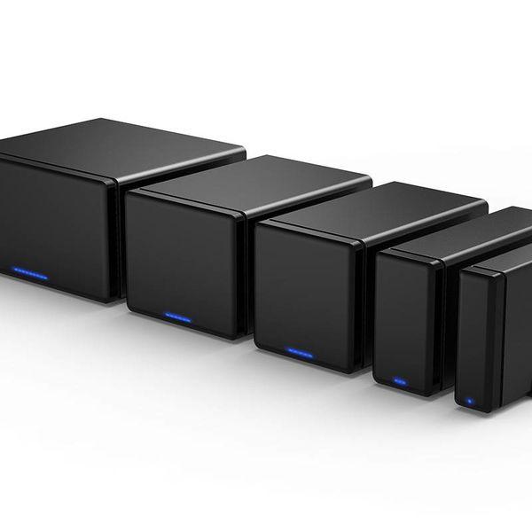 Orico magnetic Type-C Hard Drive Enclosure - 3.5 inch SATA HDD / SDD Docking Station - black