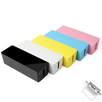 Orico Compact-Buchse Schutz - Kabelmanagement -ABS