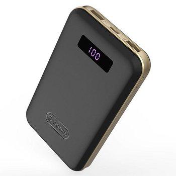 Orico 12500mAh Type-C Powerbank - 2x USB Type-A laadpoorten - Zwart