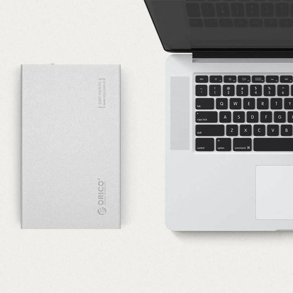 Orico 3,5-Zoll-Festplattengehäuse aus Aluminium