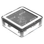 Orico Transparante USB3.0 Hub met 4 poorten – 5 Gbps – Speciale LED-indicator – Datakabel van 30cm