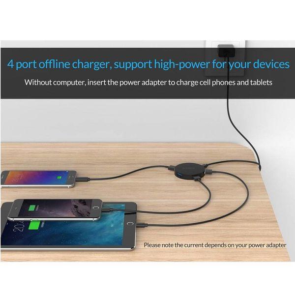 Orico 4 Port USB3.0 Portable Hub