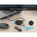 Orico Hub Portable 4 Port USB 3.0
