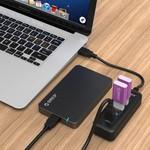 Orico 4 Port USB3.0 Ultra-Mini HUB