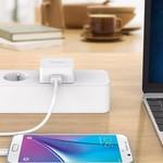 Orico USB thuislader met Quick Charge 2.0 laadpoort - 5V/9V/12V - Max 18W - Intelligente Chip - Wit