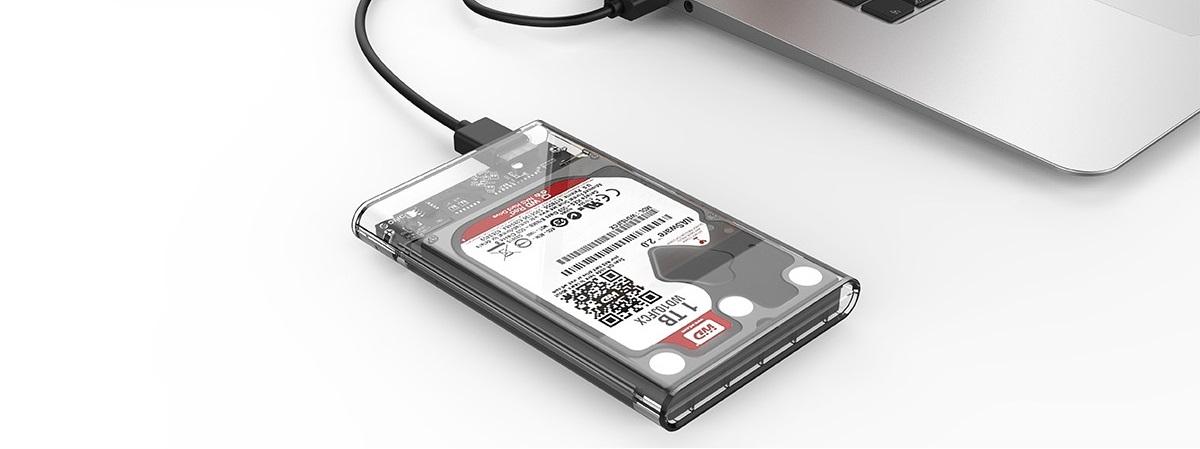 FAQ: Hard disk enclosure does not work - Orico