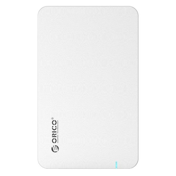 Orico USB3.0 2.5 inch Harde Schijf Behuizing - HDD/SSD - Zilver