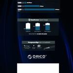 Orico World Premier Ordner