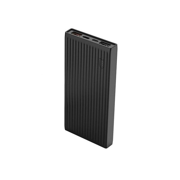 Orico Universal Quick Charge Power Bank - 10000mAh -compatible with Type C - Li-Po battery - LED indicator - Black