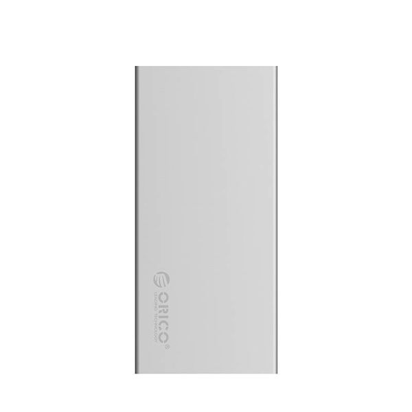 Orico Aluminium Doppel-bay 10Gbps M.2 RAID externe Festplattengehäuse
