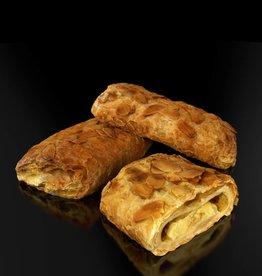 Almond custard croissant