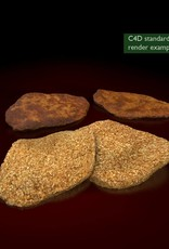 3D model schnitzel
