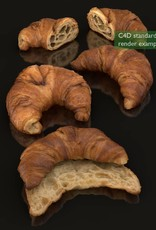 3D model Croissant