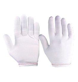 NYLON witte handschoen
