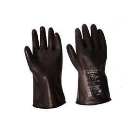 Beeswift Middleweight latex handschoen 24 inch