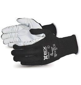 Superior handschoenen Emerald Geitenleren palm handschoen
