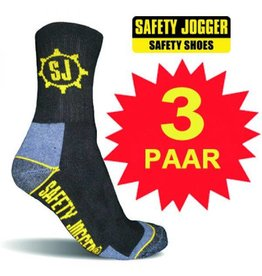 Safety jogger werksokken