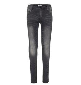 Name it Name it Donkergrijze Slim Fit Jeans Clas
