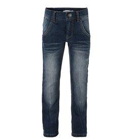 Name it Name it Donkerblauwe Slim Fit Jeans Caldan