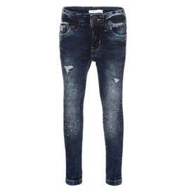 Name it Enders Blauwe Slim Fit Jeans