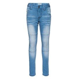 Name it Titan Blauwe Slim Fit Jeans