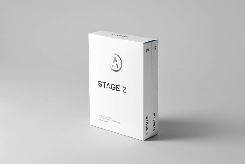 hantmade Stage 2 - Cinema 4D Plugin