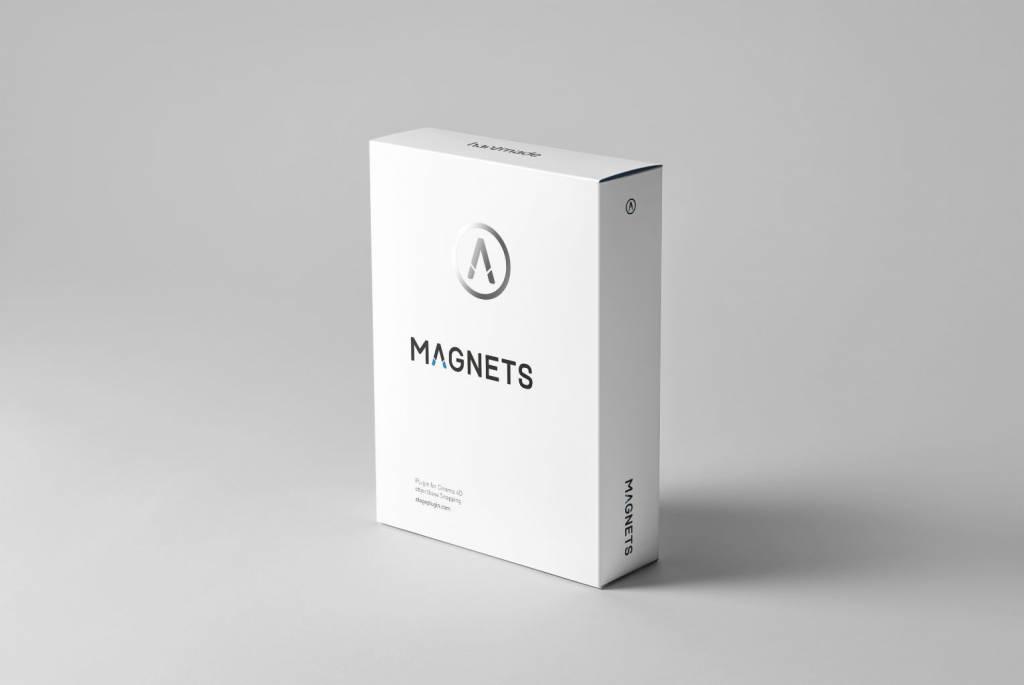 hantmade Magnets - Cinema 4D Plugin