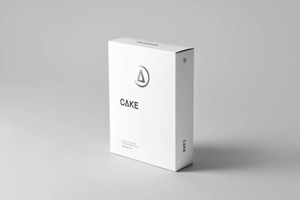 hantmade Cake - Cinema 4D Plugin