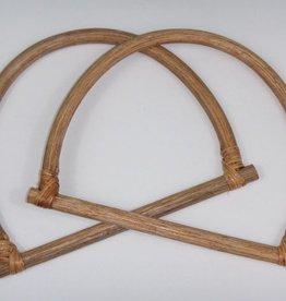 Bambus-Taschengriffe