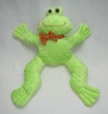"Patchworkarbeit ""Frosch Albert"""