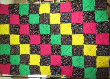 Kissen-Decken