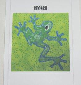 """Anleitung """"Frosch"""""""