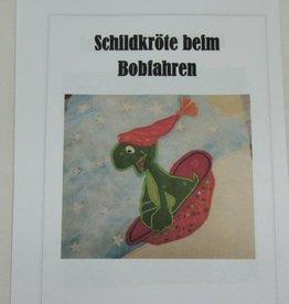 """Anleitung """"Bobfahrende Schildkröte"""""""