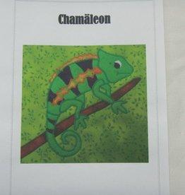 "Anleitung ""Chamäleon"""