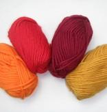 ONline Filzwolle, 2 in 15 Farben