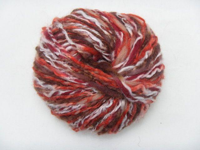 Madil Scandinavia in weiß-rot-braun